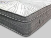 DURABED SAVOY KINGSIZE MATTRESS FIRM WITH PILLOW TOP As new £150 Cost £350 10 months ago,