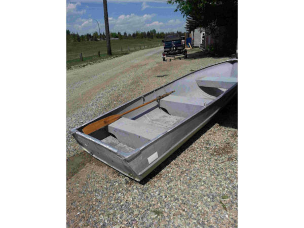 1999 Other 12 foot aluminum fishing boat up to 10 hp motor