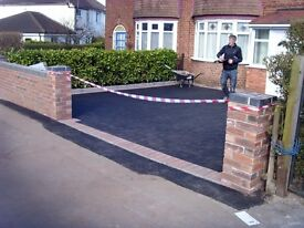 MH Driveways & Patios - Block Paving Concrete Tarmacadam & flagging