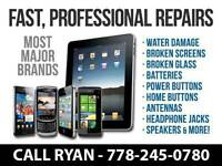 SMARTPHONE REPAIR - WE'LL BEAT ANY PRICE IN THE FRASER VALLEY!