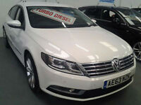 Volkswagen CC 2.0TDI GTBlueMotion Tech GT (FULL LEATHER+SAT NAV)