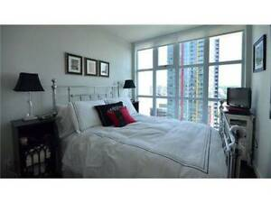 One bedroom and den in Yaletown