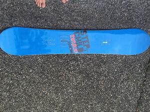 Stepchild / 32 Snowboard 153cm  *used only 1 season*