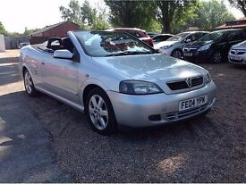 VAUXHALL ASTRA BERTONE COUPE CONVERTIBLE