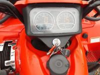 Road legal quad priced too sell cheap you won't find better for money