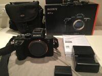 Sony Alpha a7R II 42.4MP Digital Camera In Box