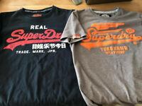 Super Dry T Shirts Small