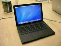 Rare Black 13' MacBook 2.16GHz Core2Duo 3GB Ram 250GB HDD Logic Pro 9 Ableton Reason Adobe MS Office