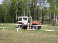 1975 Jeep Renegade CJ5  (2 door)