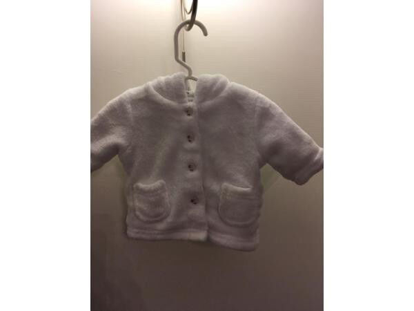 Baby's coat up to 1 month