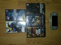 *GREAT DEAL* Great Condition PSP w/ 6 Games and Much More!!!!!!!