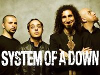 Musicians wanted for System of a Down tribute band