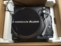Direct Drive Turntable American Audio TTD-400