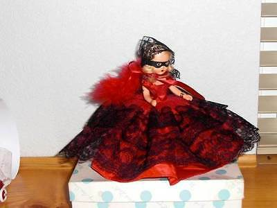 Vintage Nancy Ann Storybook Doll ~ #308 Rosalinda w/Box