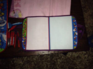 AQUADOODLE TRAVEL, FLOOR MAT, DISNEY & CARRY BAG LOT Kitchener / Waterloo Kitchener Area image 5