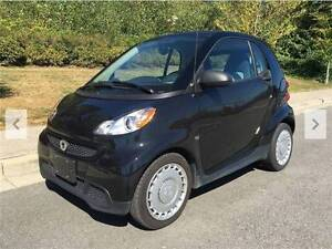 2015 Smart Fortwo - Like New