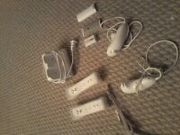 Nintendo Wii bundle. mint condition + lots of extras!