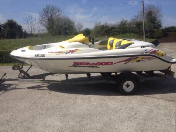 Used boats kayaks jet skis for sale for sale in county for Fishing jet ski for sale
