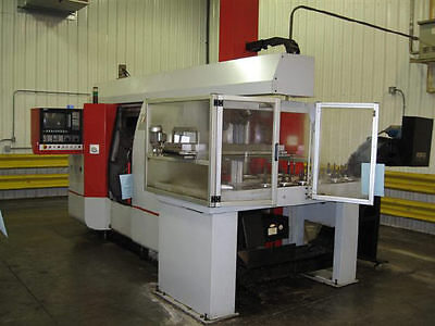 Emco-maier Emcoturn 465ds Twin-spindle 6-axis Cnc Turning Center - 24621