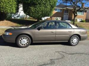 2003 Buick Century Sedan - Selling to Pay for Tuition