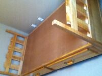 2 drawer twin bed