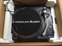 American Audio TTD-2400 Turntable