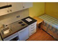 Bargain Single Studio Flat in Barons Court