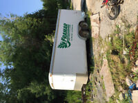 2 Enclosed Utility Trailers