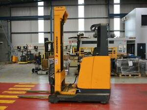 1.4T Battery Electric Sit Down Reach Truck Springvale Greater Dandenong Preview
