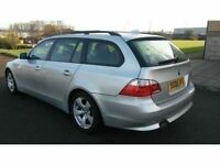 2006 BMW 520D SE TOURING AUTOMATIC [LEATHER]- (PART EX WELCOME)
