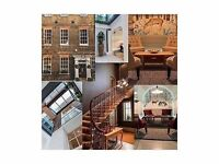 Office space in the heart of Clerkenwell within an impressive 18th Century Georgian building