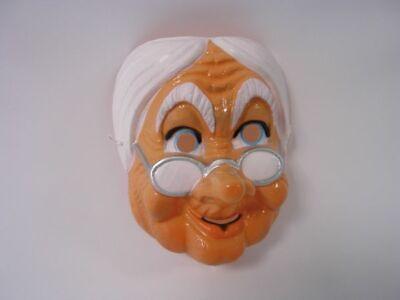 lte Frau Maske Oma Karneval Fasching Halloween (Alt Frau Halloween-maske)