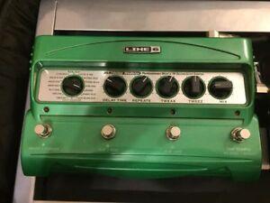 Line6 dl4 delay pedal