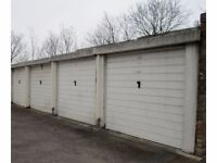 Lock-up Garage with Electricity Supply in Private Compound - Available for Rent from June