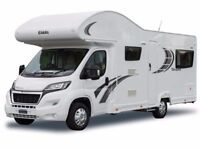 Motorhome Hire - Christmas/New Year Special Rate - 6 Berth - Drive with a Standard Car Licence
