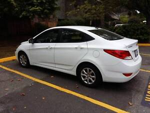REDUCED 2014 Hyundai Accent GLS Moving O/S WARRANTY/NO ACCIDENTS