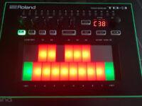 Roland Aira TB-3 Bassline