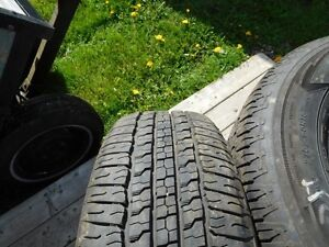 4 - Goodyear Wrangler Fortitude HT Tires for Sale