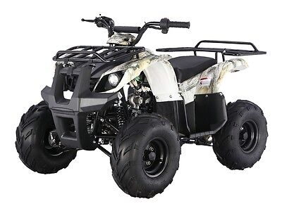 ATV mid fully auto w/ reverse 125D  *FREE S/H* !!  ALL COLORS AVAILABLE!!