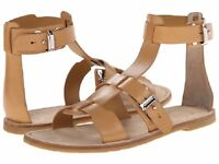Marc by Marc Jacobs Women's Buckled Up Flat Sandals - Size UK 4.5, EUR 37.5