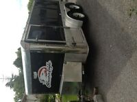 2006 Continental Motorcycle trailer