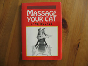 """""""How to Massage Your Cat"""" (Hardcover, 1996) London Ontario image 1"""