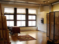 Beautiful LOFT for rent in Wilson Condo Building - Old Port