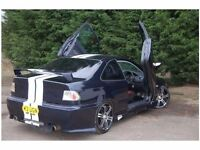 civic coupe 96-01 boot lid