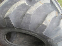 800/70r38  710/70r38 1000/50r25 used tractor tires