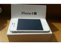 iPhone 4S-16GB-Unlocked to any networks
