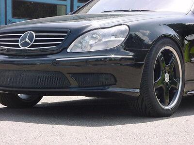 Mercedes S- Klasse W220 AMG Look Bausatz Ansätze Alle 10.1998-08.2006 k Radstand
