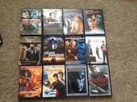 Over 60 good movies  perfect condition
