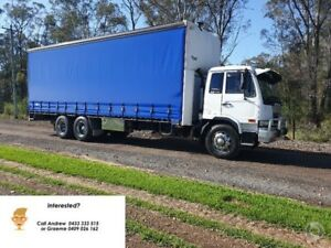 2007 Nissan UD PK265 (Rent-to-own available) Port Melbourne Port Phillip Preview