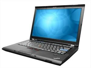 Lenovo T61, T410, T420, T430 Laptop Sale